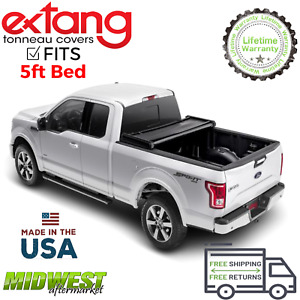 Extang Trifecta Signature 2 0 Tri Fold Tonneau Cover For 2019 Ford Ranger 5 Bed