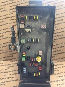 07 2007 Dodge Ram 1500 Totally Power Integrated Control Module Fuse Box Tipm