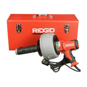 Ridgid 35998 K 45 1af Drain Cleaner With C 1 c Cable