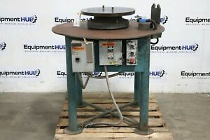 Di acro Electric Powered Operated Rotary Angle Tube Bender