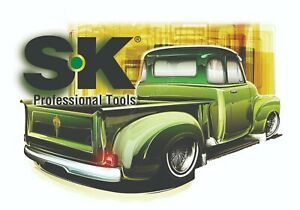 Sk Professional Tools Sticker Sunset Dreams Tool Box Mechanic Decal Made In Usa