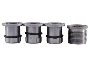 Hornady Steel Lock-N-Load Press and Die Conversion Bushing 4 Piece Kit 044099