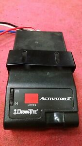 Draw Tite Activator 2 Electric Trailer Brake Controller 2 Or 4 Brakes