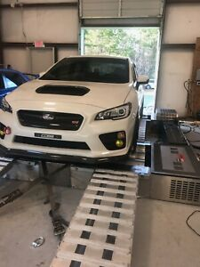 All Wheel Drive Chassis Dyno