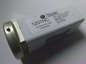 Norsat 1207hc Ku band Pll Lnb Frequency 10 95 11 70 Ghz