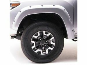Front And Rear Fender Flares For 17 18 Ford F250 Super Duty F350 Vc41v4