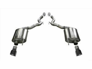 Exhaust System For 15 17 Ford Mustang 5 0l V8 Gt Premium Convertible Gp48c6