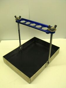 Custom Built Oaak Stainless Steel Battery Tray Anodized Aluminum Hold Down