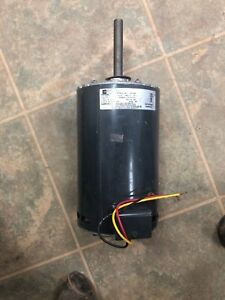 Emerson K55hxmja 6415 3 4 Hp Ac Motor 208 230 Volts 1075 Rpm Single Phase e7