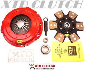 Amc Stage 3 Ceramic Racing Clutch Kit 86 01 Mustang Gt Lx V8