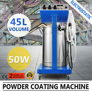 Powder Coating System Spray Gun Machine Paint System Duster Wx 958