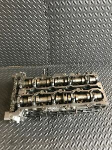 Mercedes Sprinter W906 Om651 Cylinder Head With Camshafts A6510160201 2010