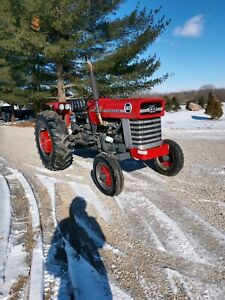 Very Nice Clean Massey Ferguson 165 Tractor Can Ship