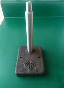 General Radio Type 874 z Test Instrument Base stand