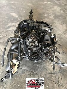 03 08 Mazda Rx8 1 3l 6 Port Rotary Engine 6 Speed Trans Ecu Jdm 13b Rx 8