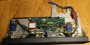 Control Board Panel From Blodgett Combi Oven Model Bc146 ab Complete With Wiring