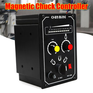 Electro Magnetic Chuck Controller For Rectify Demagnetize Demagnetization 5a