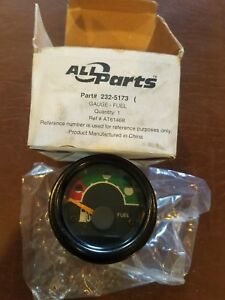 John Deere Caterpillar Equipment Fuel Gauge at61468 Nos All Parts 232 5173