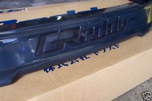 Greddy Front Lip Spoiler 99 00 Honda Civic Si