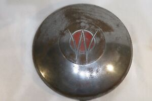 Willys Jeepster One Hubcap Orignial Vintage Replacement Part Or Wall Art