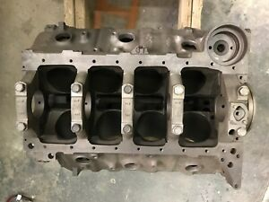 1968 Chevelle 396ci 350hp Engine Block Heads Forged Crank Oil Pump