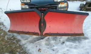 Boss V Snow Plow 9 2