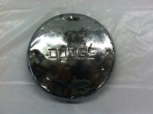 Very Rare Vintage 1932 34 Dodge Dog Dish Hubcap