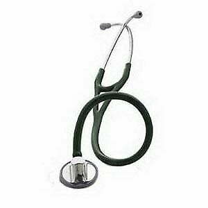 Littmann Master Cardiology Stethoscope 2165 1 Count Hunter Green 27 L
