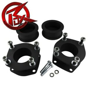 3 Fr 2 Rr Lift Kit Spacers For 05 10 Jeep Grand Cherokee Wk Commander Xk