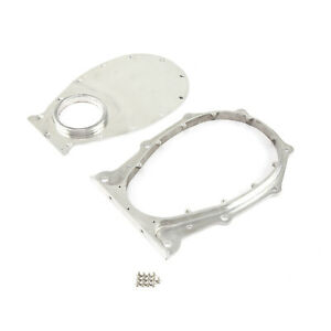 Mopar Chrysler Bb 383 440 Aluminum Removable Cam Plate Timing Chain Cover