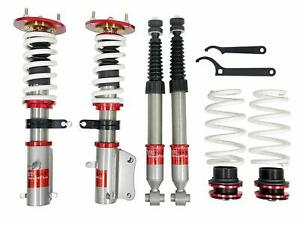 Truhart Streetplus Coilovers Racing Lowering Springs For 05 14 Mustang Th F802