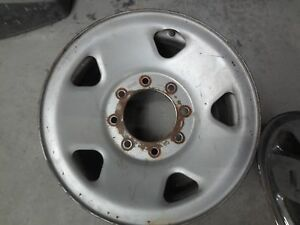2005 2015 Ford F250 F350 Superduty Pickup Truck Oem Steel Spare Wheel Rim