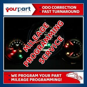 odometer Correction Programming 03 06 Element Instrument Cluster Speedometer