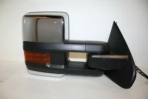 15 16 17 18 19 Chevy Gm Sierra 2500 3500 Tow Mirror Power Fold Right Oem Used