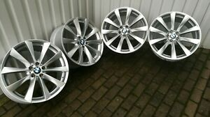 Bmw X5 E70 Lci 21 V Spoke Style 239 European Wheel Set Of 4 36116776449