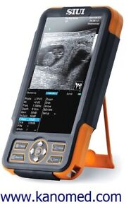 Siui Cts 800 Veterinary Ultrasound With Rectal Linear Probe 7 5mhz