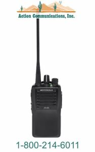 New Motorola Evx 261 d0 5 Vhf 136 174 Mhz 5 Watt 16 Channel Two Way Radio