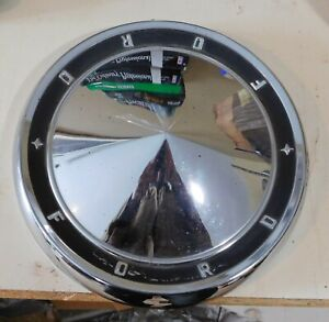 Nos 1960 Ford Dog Dish Hubcap