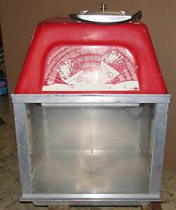 Vintage Gold Medal Sno Kone Snow Cone shaved Ice Machine J072