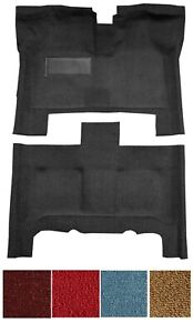 New 1965 1969 Chevy Corvair Molded Carpet Set W Padding Choose Color