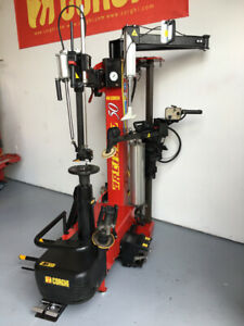 Corghi Artiglio 50 Leverless 30 Tire Changer W New V 3 Head Assist Arm