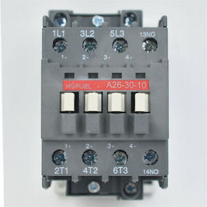 A26 30 10 Contactor Ac 120v 26a Directly Replace For Abb Contactor A26 30 10