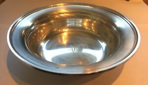 Antique Sterling Silver Bowl By S Kirk Son