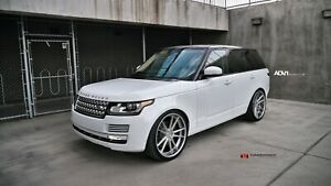 Adv1 Wheels 24 For Range Rover Wheels And Tires