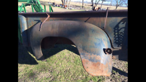 1940 S 1950 S International Pickup Truck Box Bed Fenders Tailgate