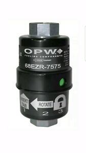 68ezr 7575 Opw 3 4 Reconnectable Breakaway New