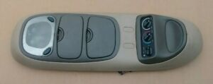 2000 2002 00 01 02 Ford Excursion Overhead Console Climate Control