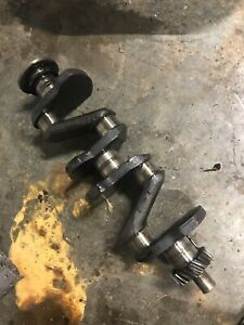 Ford 8n 9n 2n Tractor Engine Crankshaft