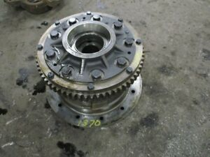 Case 1370 Tractor Differential Assembly Late Style With Park Lock