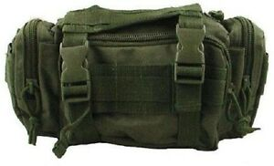 New Fully Stocked Rapid Response Trauma First Aid Bag